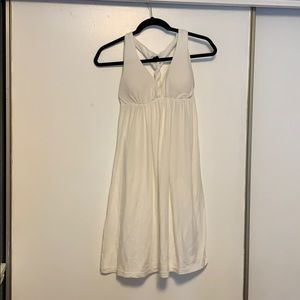 Other - White sundress/ swimsuit coverup